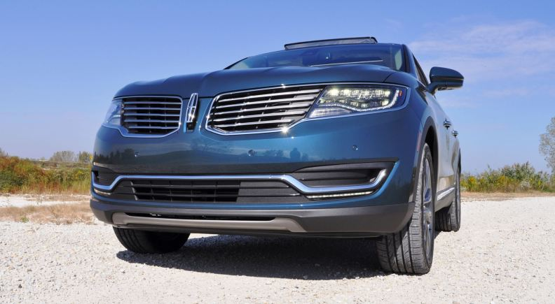 2016 Lincoln MKX 2.7L EcoBoost AWD Reserve 96