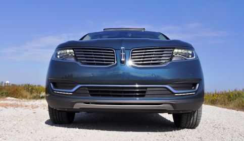 2016 Lincoln MKX 2.7L EcoBoost AWD Reserve 99