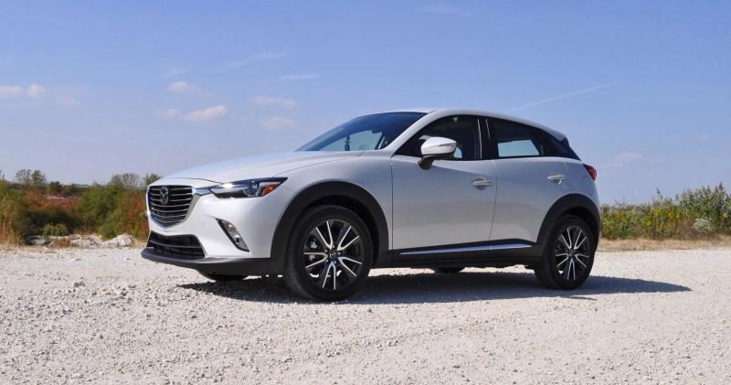 2016 Mazda CX-3 GT Review 15