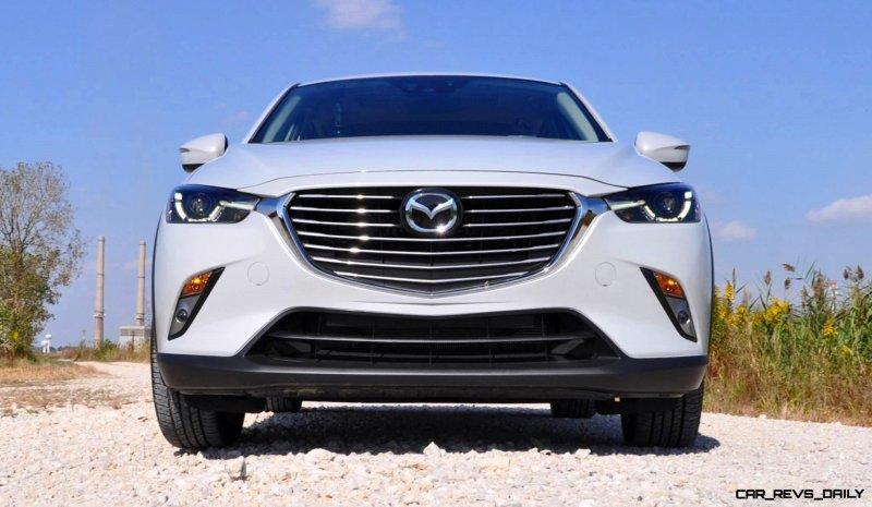 2016 Mazda CX-3 GT Review 3