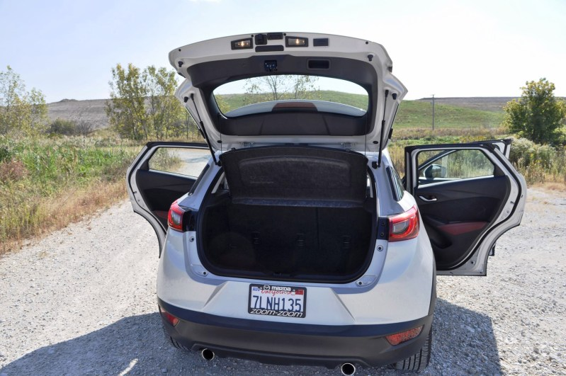 2016 Mazda CX-3 GT Review 43