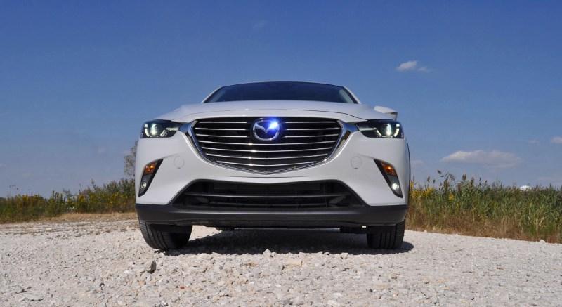 2016 Mazda CX-3 GT Review 53