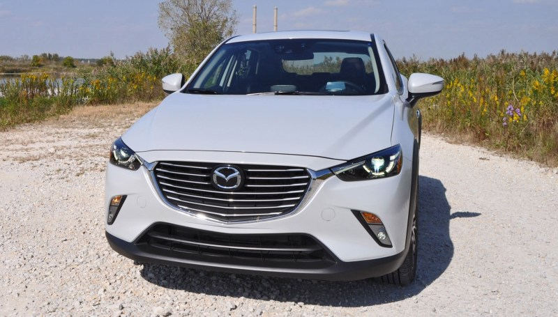 2016 Mazda CX-3 GT Review 67