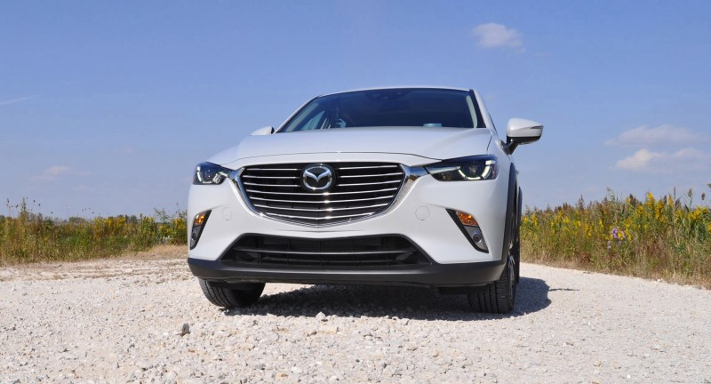 2016 Mazda CX-3 GT Review 7