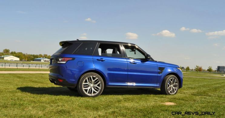2016 Range Rover Sport SVR Review 36