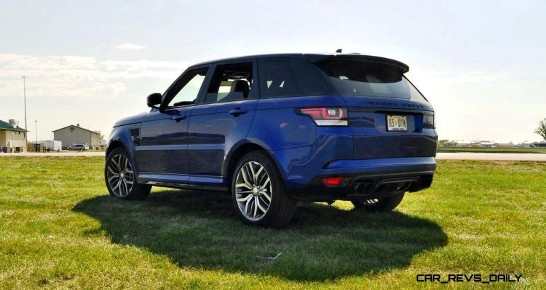 2016 Range Rover Sport SVR Review 45