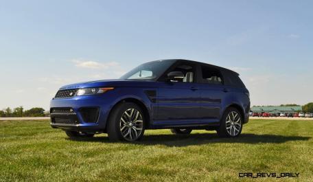 2016 Range Rover Sport SVR Review 50