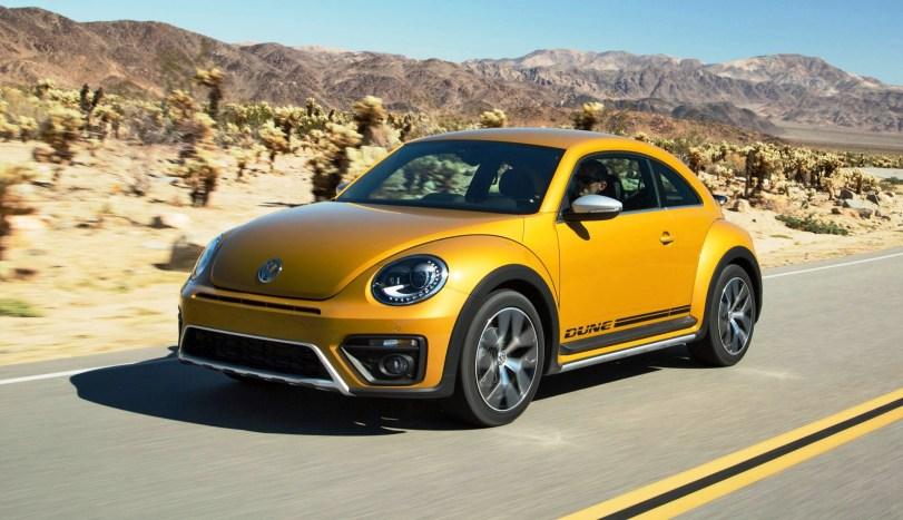 2016 Volkswagen Beetle DUNE Editions 7