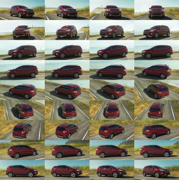 2017 Ford Escape 81