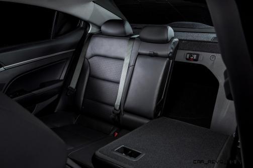 2017 Hyundai ELANTRA Sedan Interior 1