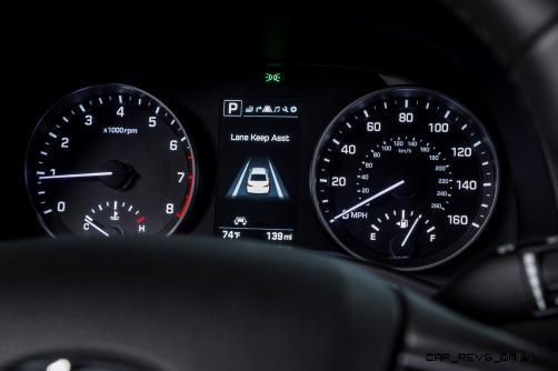 2017 Hyundai ELANTRA Sedan Interior 3