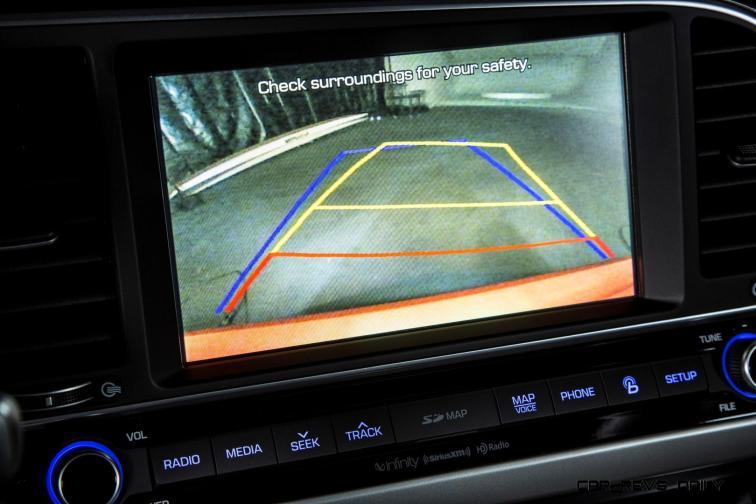 2017 Hyundai ELANTRA Sedan Interior 6