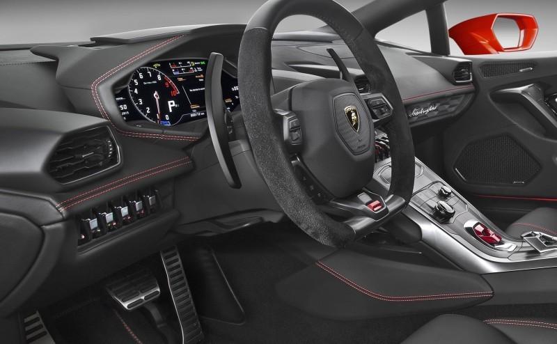 2017 Lamborghini Huracan LP580-2 13