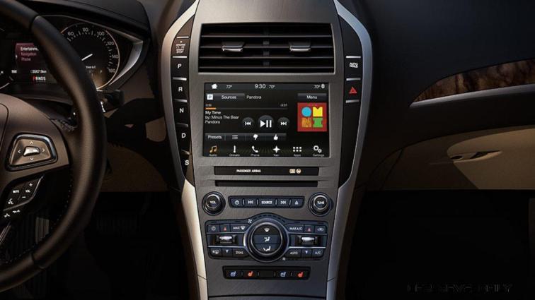 2017 Lincoln MKZ 11