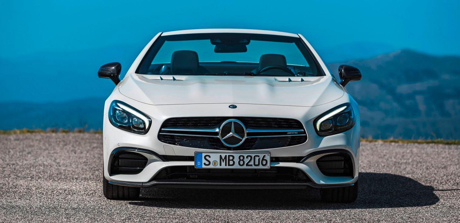 2017 Mercedes-Benz SL 18