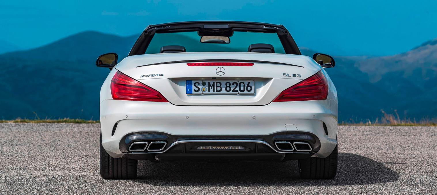 2017 Mercedes-Benz SL 22