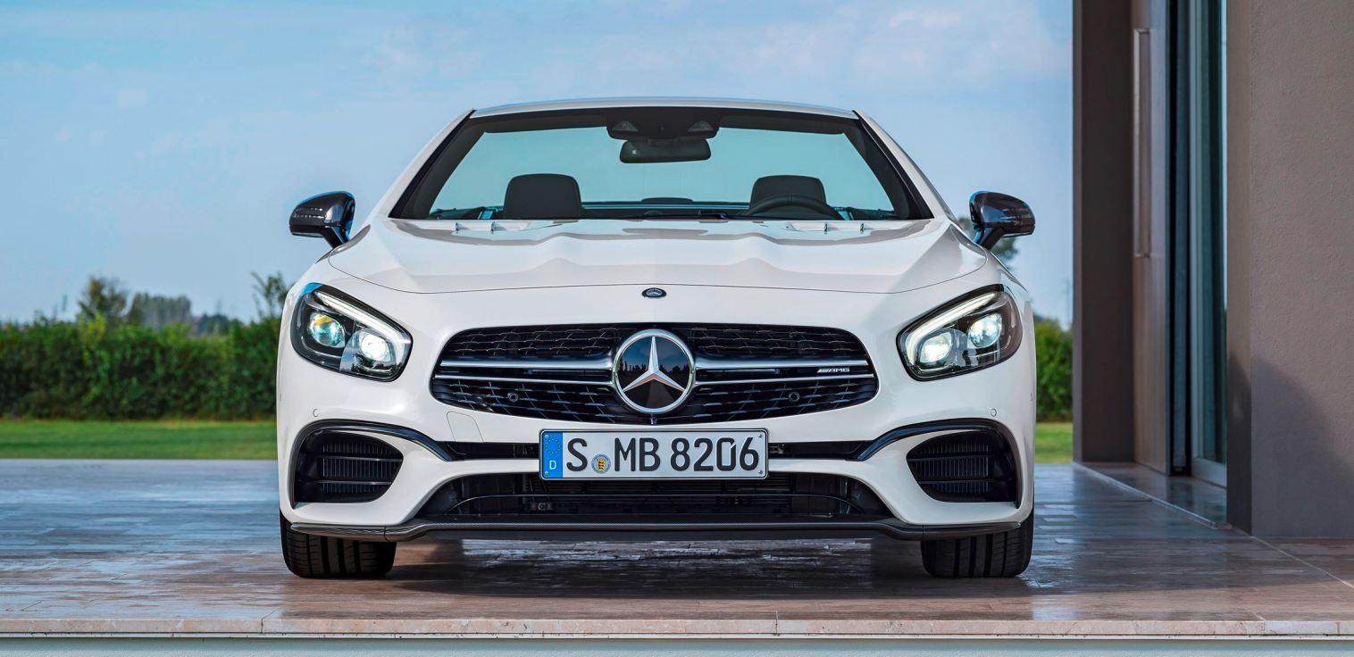 2017 Mercedes-Benz SL 24