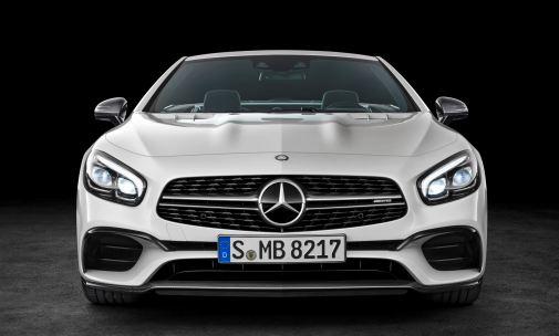 2017 Mercedes-Benz SL 50