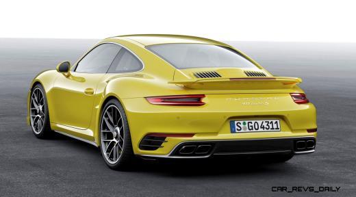 2017 Porsche 911 Turbo 22