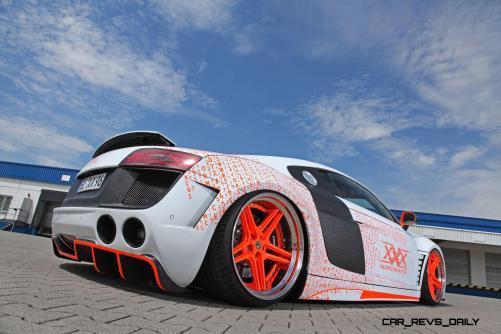 Audi R8 Schmidt Felgen10