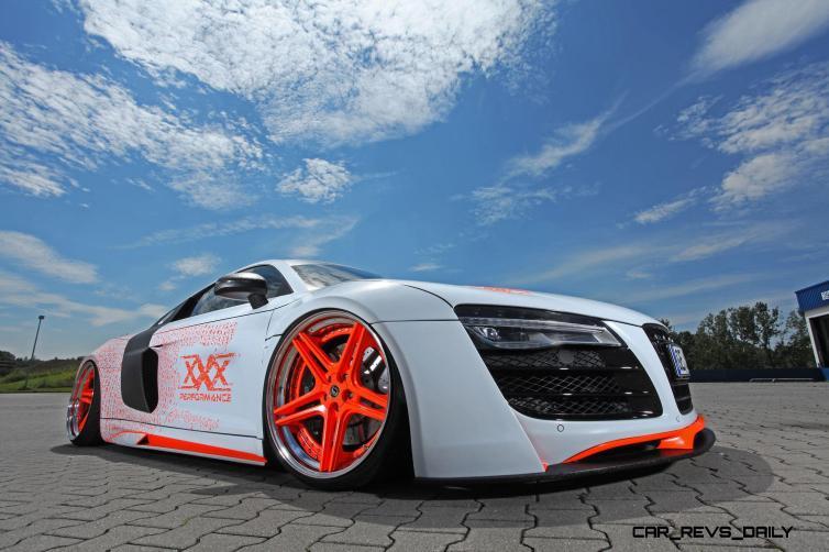 Audi R8 Schmidt Felgen14