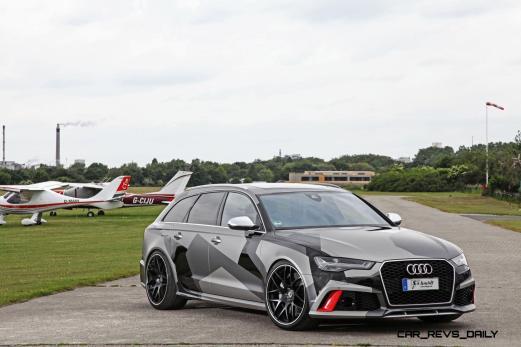 Audi RS6 Schmidt Felge konkav1