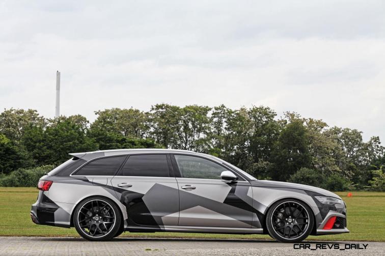 Audi RS6 Schmidt Felge konkav7