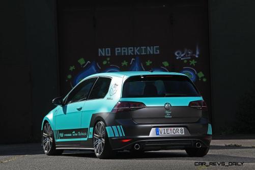 CAM SHAFT _ PP-Performance NRW VW Golf GTI MK7 4