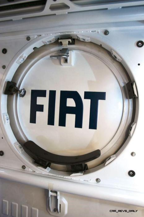 Concept Flashback - 2005 Fiat OLTRE 10