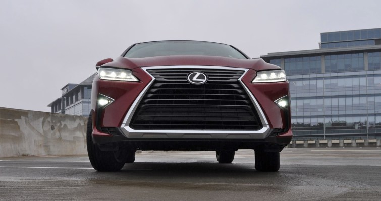 First Drive Review - 2016 Lexus RX350 FWD Luxury Package 16