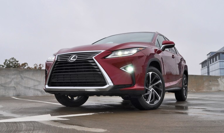 First Drive Review - 2016 Lexus RX350 FWD Luxury Package 2