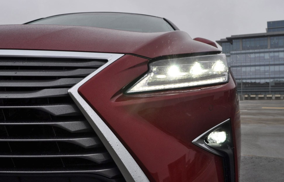 First Drive Review - 2016 Lexus RX350 FWD Luxury Package 28