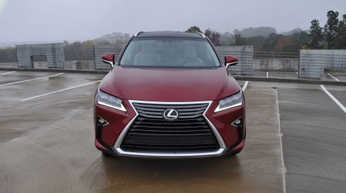 First Drive Review - 2016 Lexus RX350 FWD Luxury Package 49