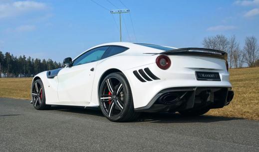 MANSORY Ferrari F12 10