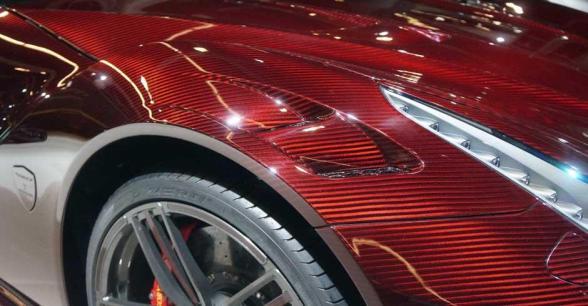 MANSORY Ferrari F12 Revoluzione 25