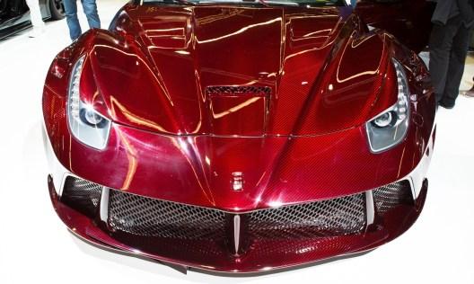 MANSORY Ferrari F12 Revoluzione 5