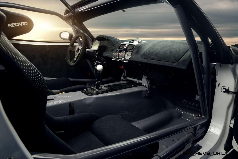 Opel GT interior 2