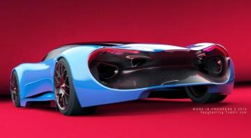 VAUGHAN LING - Bugatti Renderings 10