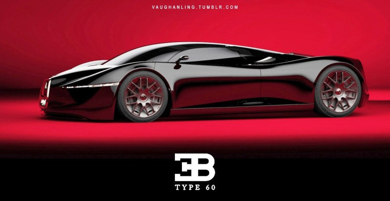 VAUGHAN LING - Bugatti Renderings 13