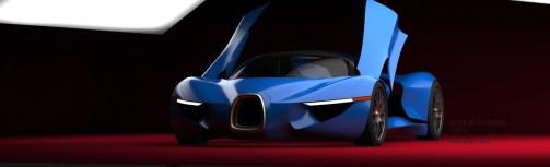 VAUGHAN LING - Bugatti Renderings 4
