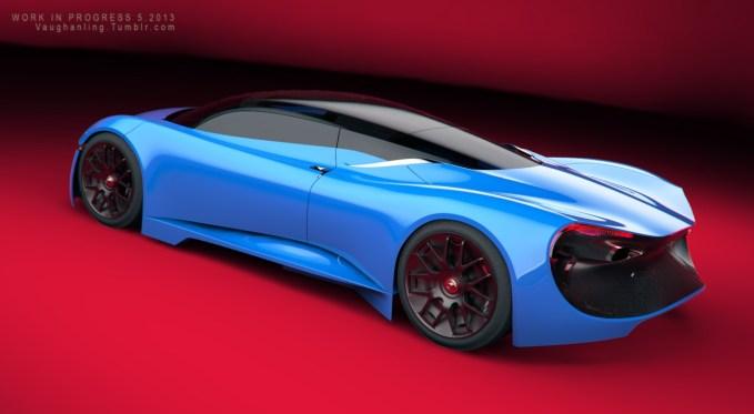 VAUGHAN LING - Bugatti Renderings 9