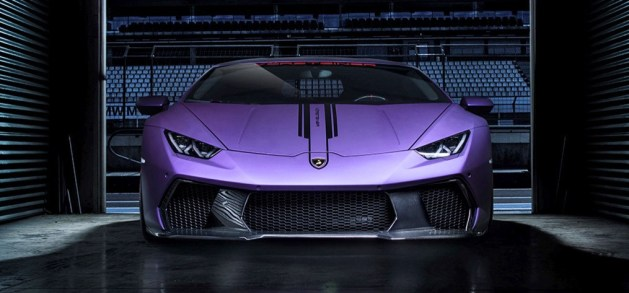 Vorsteiner NOVARA Lamborghini HURACAN 13