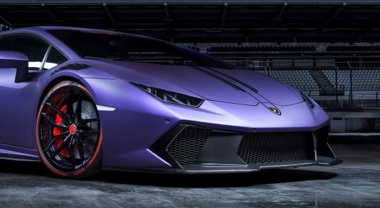 Vorsteiner NOVARA Lamborghini HURACAN 5