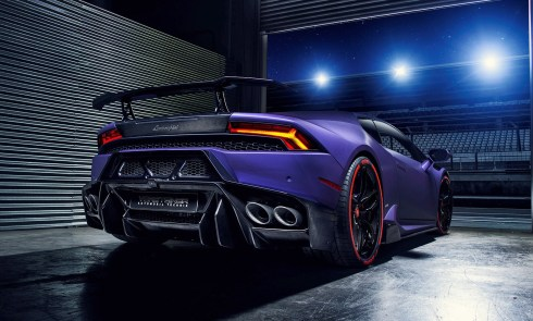 Vorsteiner NOVARA Lamborghini HURACAN 7