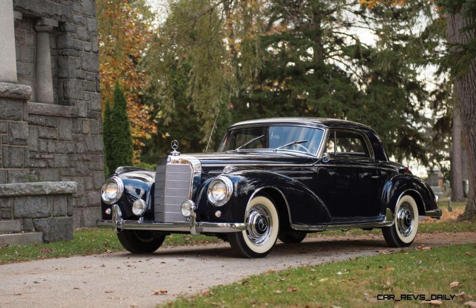1955 Mercedes-Benz 300 Sc Coupe 1