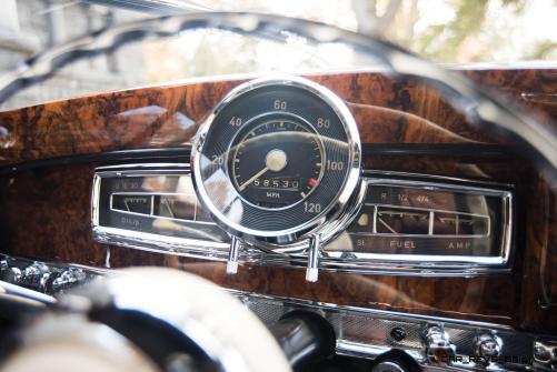 1955 Mercedes-Benz 300 Sc Coupe 24