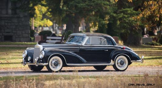 1955 Mercedes-Benz 300 Sc Coupe 31