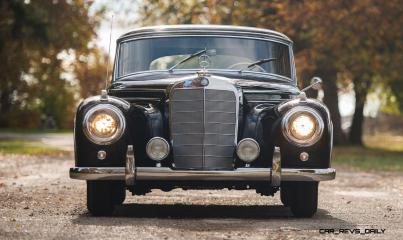 1955 Mercedes-Benz 300 Sc Coupe 6