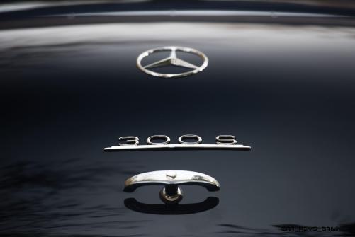 1956 Mercedes-Benz 300 Sc Roadster 17