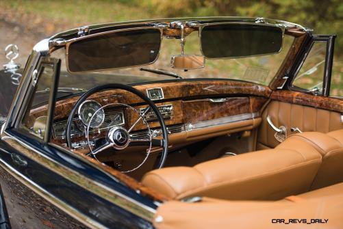 1956 Mercedes-Benz 300 Sc Roadster 19